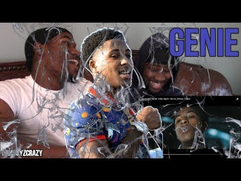 Video YoungBoy Never Broke Again - Genie (Official Video)(Reaction) download in MP3, 3GP, MP4, WEBM, AVI, FLV January 2017