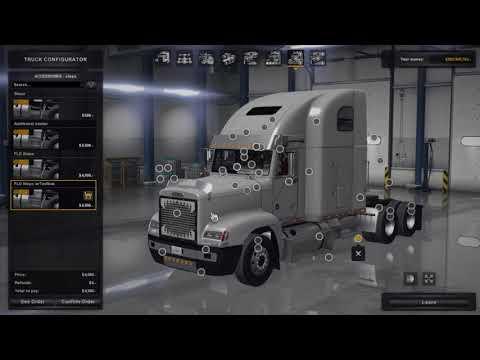 Freightliner FLD v1.5.5 by odd_fellow