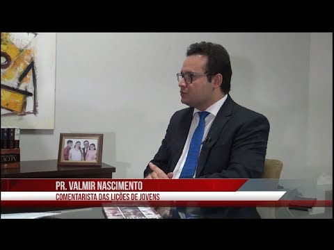 CPAD News 86 - Entrevista com Pr. Valmir Nascimento