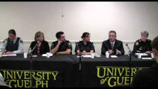 Law Enforcement Panel 1