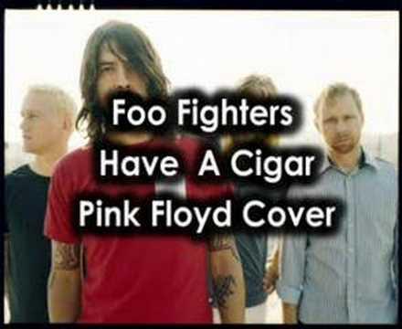 Tekst piosenki Foo Fighters - Have a cigar po polsku
