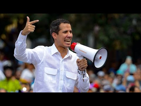 Venezuela: Oppositionsführer Guaidó plant Protestmarsch ...