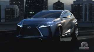 Lexus LF NX Making Film