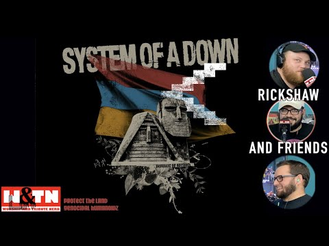 System Of A Down gives us new songs after 15 years and other bands get political