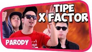 Video 10 TIPE PESERTA X FACTOR / IDOL PARODI with Chandra Liow wkwkwk MP3, 3GP, MP4, WEBM, AVI, FLV September 2018