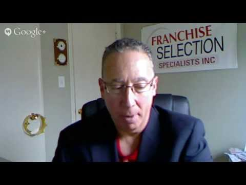 Watch 'Tips for Choosing the Franchise That's Right for You'
