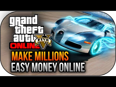 GTA 5 Next Gen Online How To Make Money FAST – Insane Easy Money Guide (GTA 5 Get Money Fast)