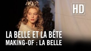 La Belle et la Bête (2014) - Making-of 3