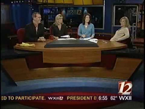 WXII 12 Morning Show Funny Moments
