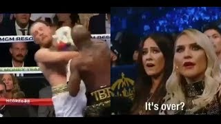 Video Conor McGregor Family & Girlfriend Reaction to Loss to Mayweather MP3, 3GP, MP4, WEBM, AVI, FLV Desember 2018
