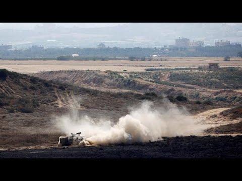 UN-Sicherheitsrat tagt wegen Mörserangriffen auf Isra ...
