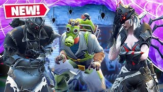 *NEW* SPIDER Exterminator Gamemode in Fortnite Battle Royale!
