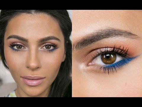Colorful Spring Makeup Tutorial
