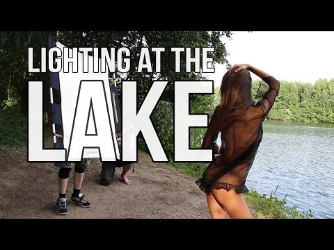 outdoor - http://SmokingStrobes.com/lighting-at-the-lake - One of the most common mistakes that I see my fellow photographers making outdoors is handling flash and ref...