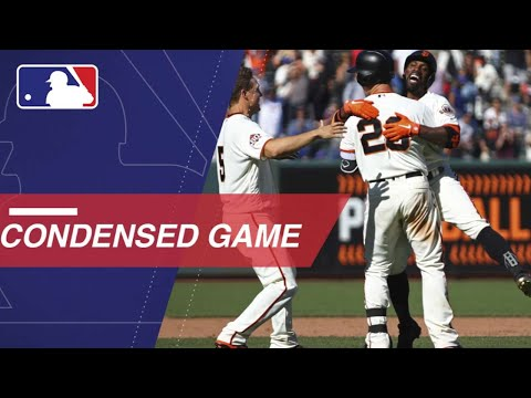 Condensed Game: CHC@SF - 7/11/18