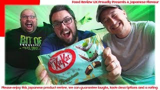 The FRUK Buddies have raided Candy San to get involved with Kit Kat Premium Mint edition, direct from Japan.►Our Podcast : http://shoutengine.com/FRUKUnwrappedTheFoodReviewUKPodcast/►My Comedy : http://www.youtube.com/user/JamiesonComedy► My Movie Reviews: https://www.youtube.com/channel/UCbQ3rZXwS6quktVPLojG7dg►My Let's Plays: https://www.youtube.com/channel/UCuvxtcDOJPjFdwSmaSMSjFQ►My VLOG : http://www.youtube.com/user/MichaelJamiesonsLife►ReZ Daily : http://www.youtube.com/c/ReZourcemanDaily►Nate's Channel https://www.youtube.com/user/NaynaPeterson►Gossi's Channel https://www.youtube.com/user/Gostiano►The FRUK Buddies Playlist https://www.youtube.com/playlist?list=PLe85i3ke1QZjE4c1wGl0wBJblQVni5Ff8►T-Shirts : http://foodreviewuk.spreadshirt.co.uk►Website - - - http://www.FoodReviewUK.com►Twitter - - - - http://www.twitter.com/FoodReviewUK ►Instagram - - http://www.instagram.com/frukgram►MJ's Instagram - - http://www.instagram.com/rezourcemanBusiness Enquiries - michaeljamiesoncomedy@gmail.com