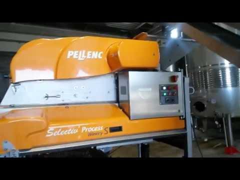 Selectiv Process Winery S - Sistema de trabajo. [HD]