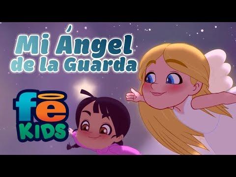 Mi Ángel De La Guarda, Juana, Canciones Infantiles - Video Animado