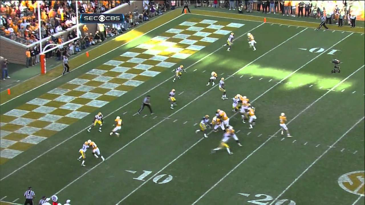 Tyrann Mathieu vs Tennessee and Florida (2011)