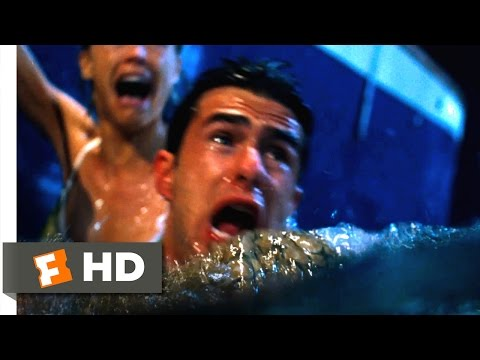 Deep Blue Sea (1999) - The Beast Beneath The Boat Scene (1/10) | Movieclips