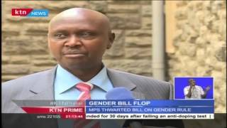 Why The Gender Bill Flopped Before The National Assembly