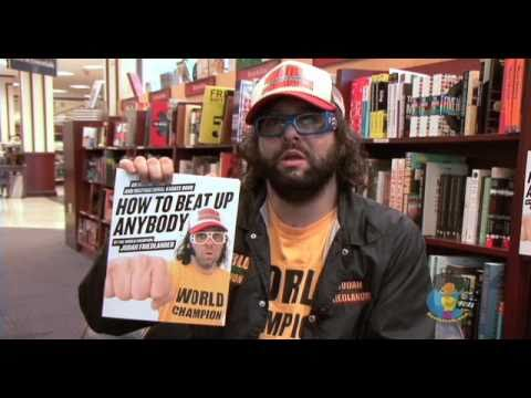 Judah Friedlander - How To Beat Up Anybody (Interview)