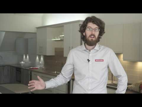 Chester and Wirral Kitchen Showroom video