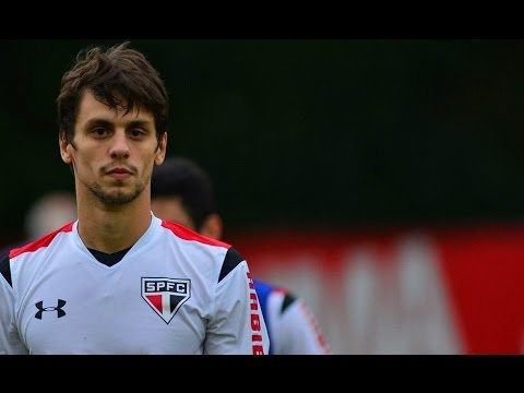 Rodrigo Caio na poti v Serie A