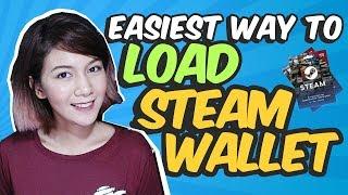 EASIEST Way To LOAD STEAM WALLET