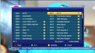 Frekuensi NET TV, TRANS TV,TRANS 7 dan ANTV Terbaru (30 September 2017)