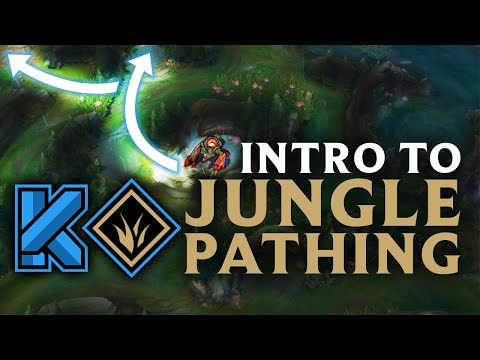 Jungle Efficiency -  Intro to Pathing