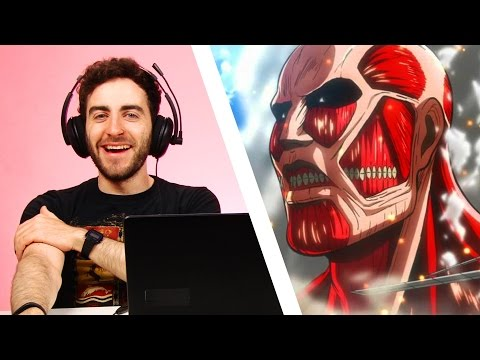 Video Irish People Watch Attack On Titan For The First Time download in MP3, 3GP, MP4, WEBM, AVI, FLV January 2017