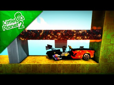 LittleBigPlanet 2 - the best ways to die in LBP