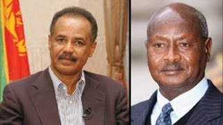 Foreign Minister Delivers President Isaias' Message To Ugandan Leader Yoweri Museveni| Eri-TV News