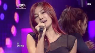 [뮤뱅] NS 윤지 -  If you love me 20121130