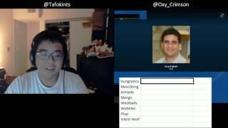 Tafo Talks: w/ Crimson Blur (Five Gods Day 2 recap, preview Top 8)