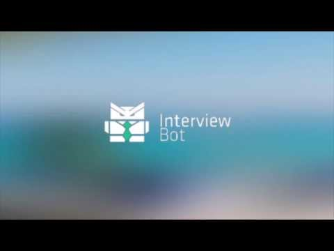 Video of Interview Bot