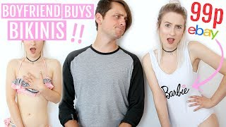 Video BOYFRIEND BUYS BIKINIS FOR GIRLFRIEND - 99p Ebay Bikinis | Sophie Louise MP3, 3GP, MP4, WEBM, AVI, FLV Januari 2018