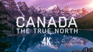 Canada, Epic Drone Footage of British Columbia, Alberta and Yukon (4K)
