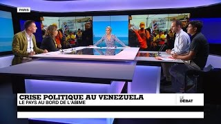 Video Crise politique au Venezuela : le pays au bord de l'abîme (partie 1) MP3, 3GP, MP4, WEBM, AVI, FLV November 2017