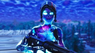 How To Get The Female Galaxy Skin For Free......