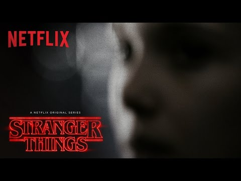 Stranger Things (Teaser 'Eleven')