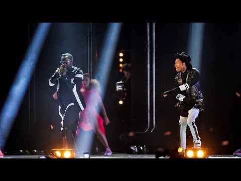 will.i.am (feat. Cody Wise) - It's My Birthday at BBC Music Awards 2014