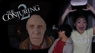 Video The Conjuring 2 VR Horror Challenge (Virtual Reality) MP3, 3GP, MP4, WEBM, AVI, FLV September 2018