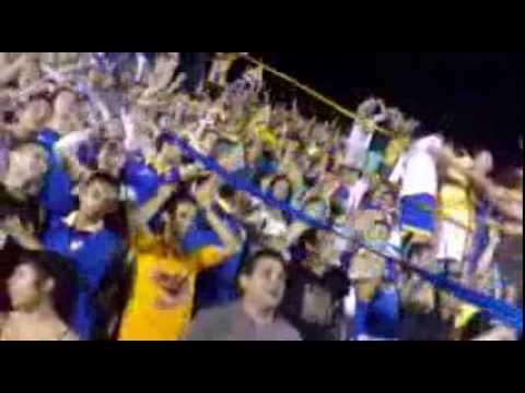54 ATLANTA VS BARRACAS 8/12/13 la banda quiere jugar en el nacional !!! - La Banda de Villa Crespo - Atlanta