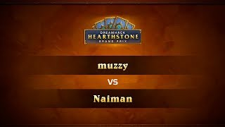 Muzzy vs Naiman, game 1