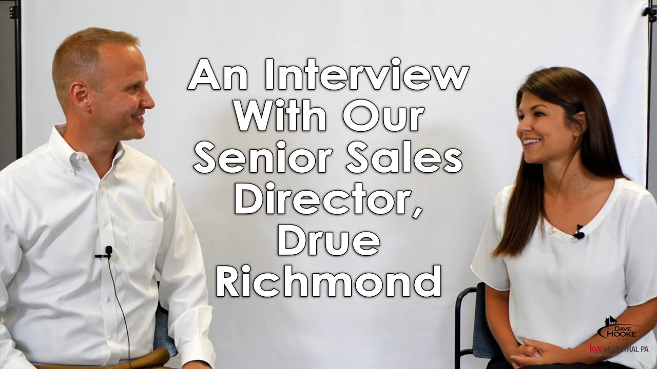 How Our Senior Sales Director Grew Her Career With The Dave Hooke Team