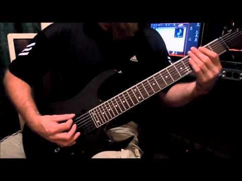 Spine Extraction - Fleshless - Guitar