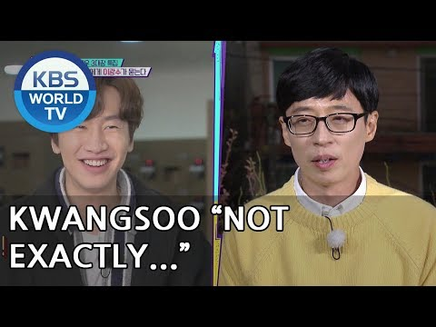 "Jaeseok ""Kwangsoo, Is There Anything You'd Like To Ask Jinwoong?""  [Happy Together/2018.11.08]"