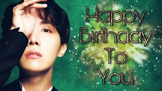 BTS J-HOPE So Happy [Birthday]
